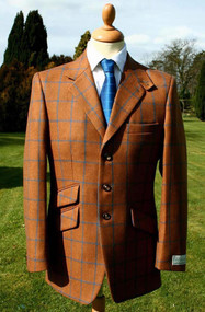 Buie Tweed Hacking Jacket