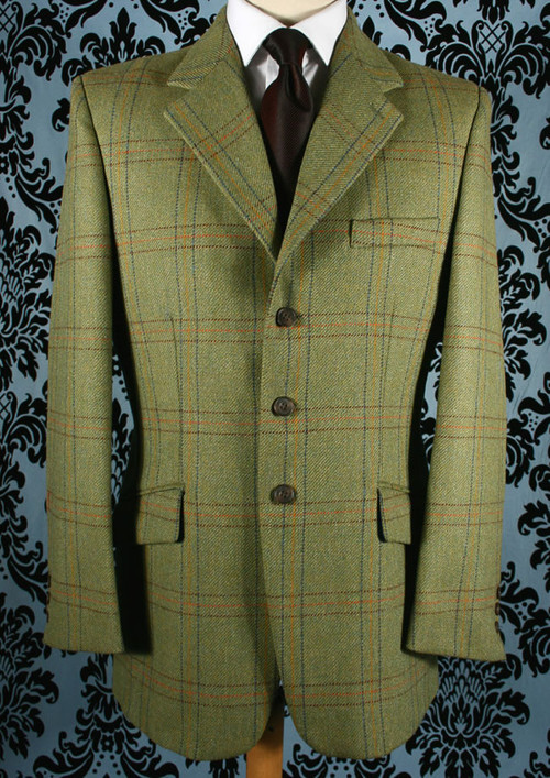 Boisdale Tweed Hacking Jacket