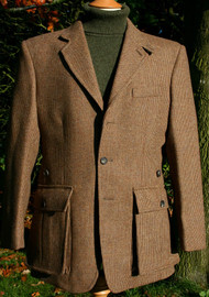 Bateson Tweed Shooting Jacket