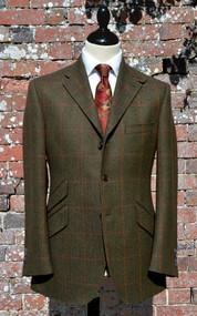 Magnus Tweed Hacking Jacket