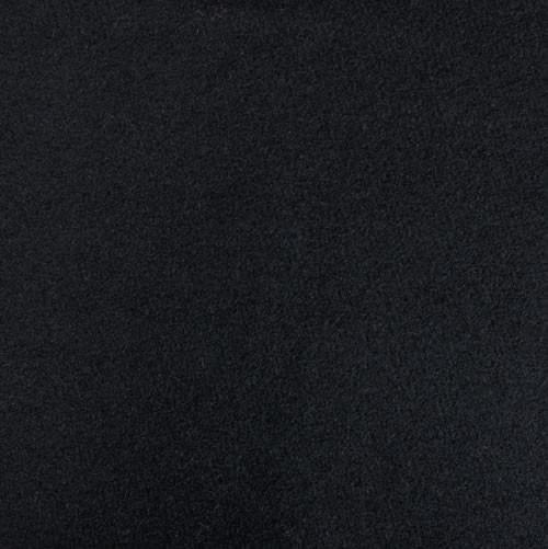 Black Wool Coating 700g