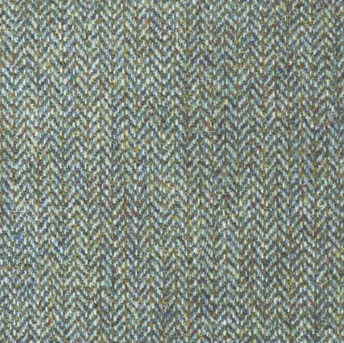 Island Herringbone Harris Tweed