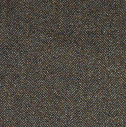Forest Leaf Tweed