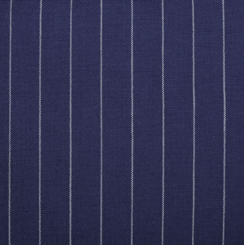 Royal Chalk Stripe Suiting