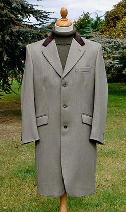 Lovat Covert Coat