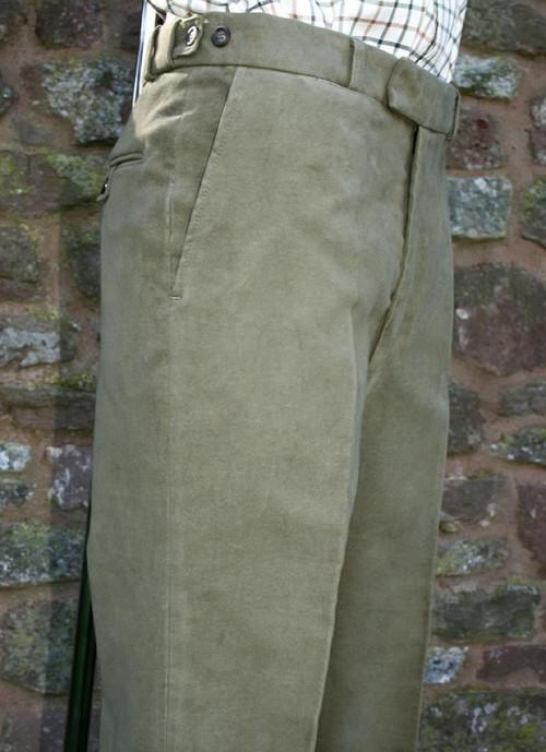 Lovat Moleskin Trousers
