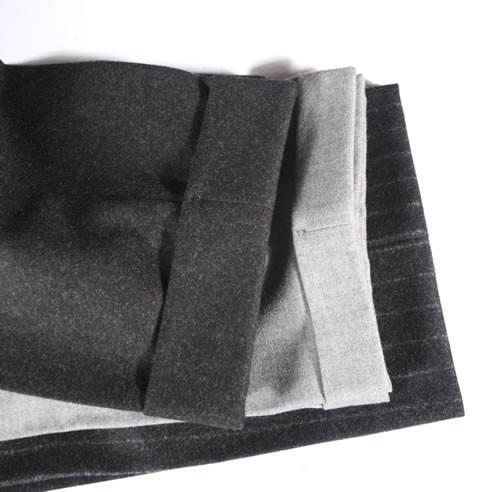 Turnups 5cm, 4cm, Plain Hem