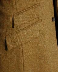 Standard Slant Pockets