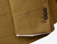 Real Cuff Buttonholes