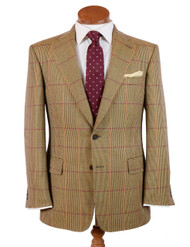 Mens Bookster Russell Check Tweed Jacket