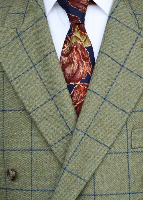 Grosvenor Double Breasted Tweed Suit