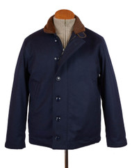 Bookster Loden / Alpaca N1 Deck Jacket
