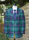 Macdonald of the Isles Tartan Jacket