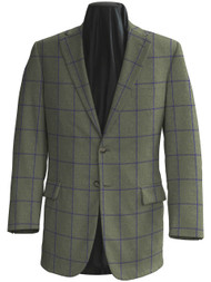 Made to Order Single Breasted Classic Jacket - Rannoch Tweed