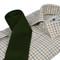 Bookster Tattersall Shirt -  Green Navy Brick 3