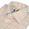 Bookster Tattersall Check Shirt -  Blue Red Brown
