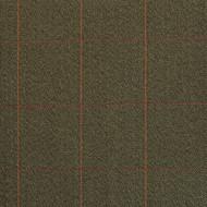 Green Check Covert Cloth
