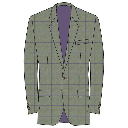 Classic Nochty Tweed Jacket