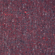 Plum Grey Donegal Tweed