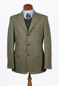 Mens Seton Tweed Bookster Classic Jacket