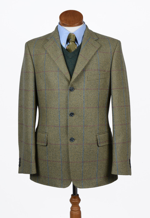 Seton Tweed Jacket