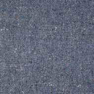 Steel Blue Donegal Tweed