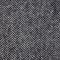 Black & White Herringbone Donegal