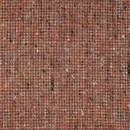 Orange Grey Donegal Tweed