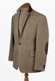 Mens Moorit Tweed Bookster Classic Jacket