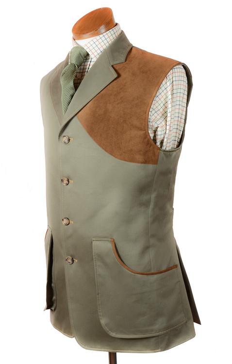 Left Hand Shooting Vest