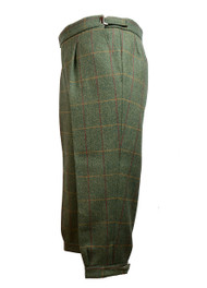 Bookster Ready to Wear Wharfdale Tweed Breeks with  Ratchet Waistband