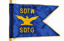 Custom Sewn Air Force Guidon Flags