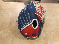 Custom Vinci 13.5 Red/Blue/White Lace T Web
