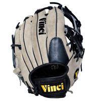 Vinci Pro CP Leather Series JV25 Sand/Black Kip Leather 11.75 inch Baseball Glove