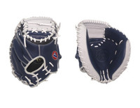 Vinci Pro CP Leather Series Catchers Mitt FC11 Navy 33 inch