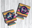 Koozies - Let's Get Smashed - Mexico Blanket