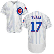 Hurricane Harvey Charity Auction (Chicago Cubs Authentic Jersey)