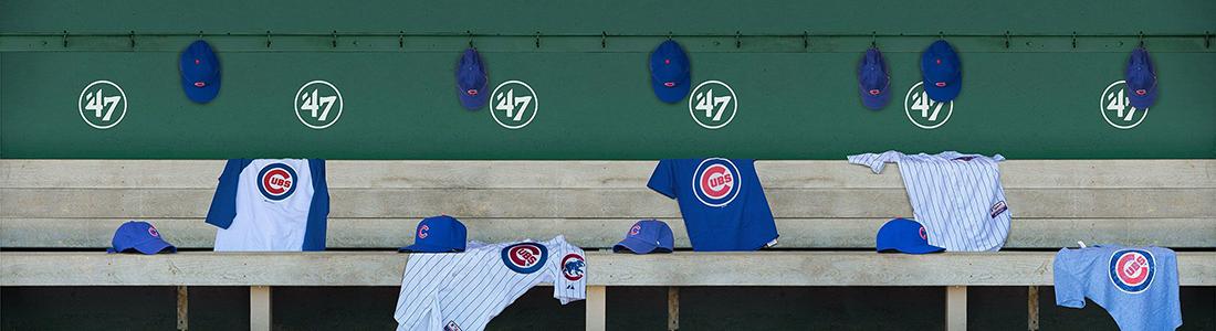 Chicago Cubs Jerseys, Shirts & Caps at SportsWorldChicago.com