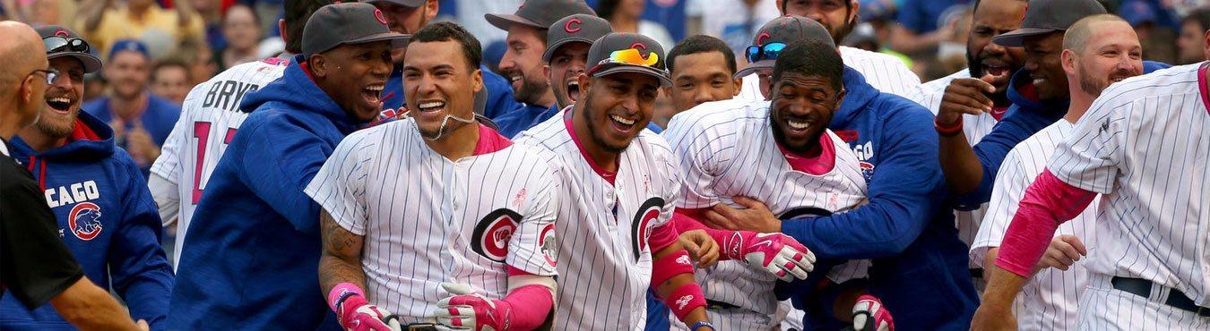 Cubs Win!  Cubs Win!  SportsWorldChicago.com