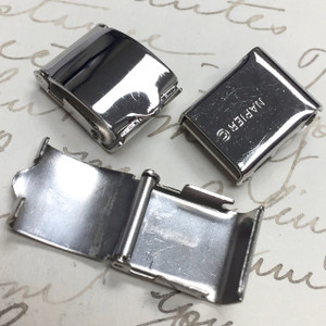 Vintage Napier Fold Over Clasps