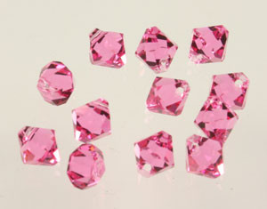Swarovski Crystal Beads Art # 6301 Rose