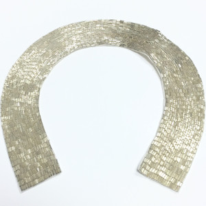 Vintage Beaded Collar Trim