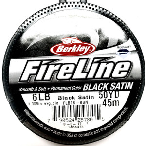 FireLine Beading Thread 6LB 50YDS