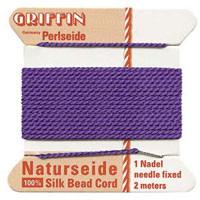 Griffin Carded Silk - Amethyst