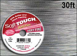 Soft Touch Very Fine Beading Wire