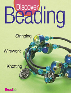 Discover Beading Book by Bead Style Books CLOSEOUT