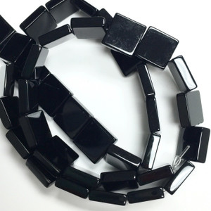 Highly Polished Black Onyx Squares