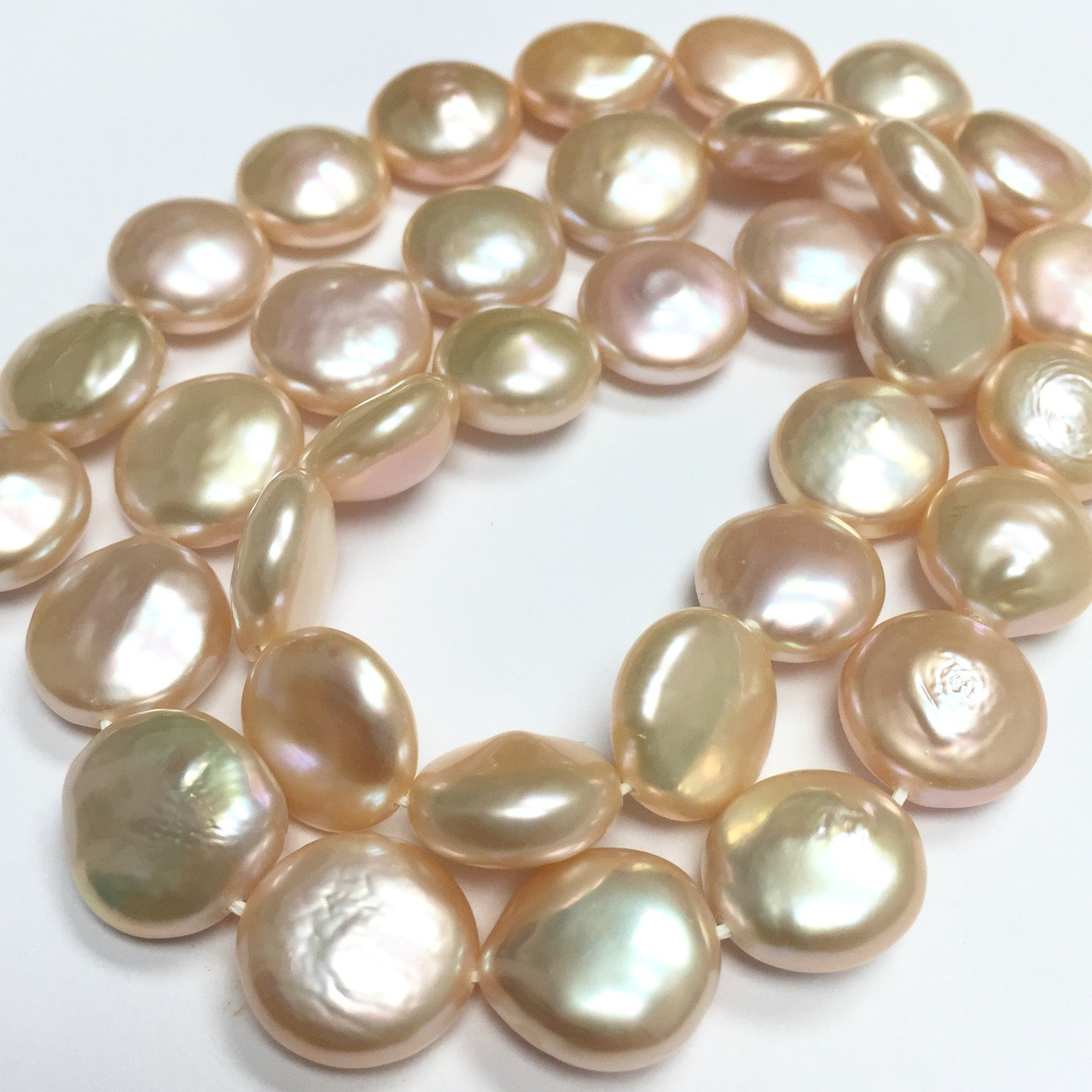 lane lot jay green bracelets i blue multi vintage pearls j kenneth pearl set bracelet peach of