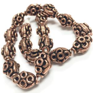 Antiqued Copper Bead-2 x 7mm