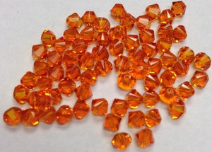Swarovski Art #5328 - Tangerine 4mm
